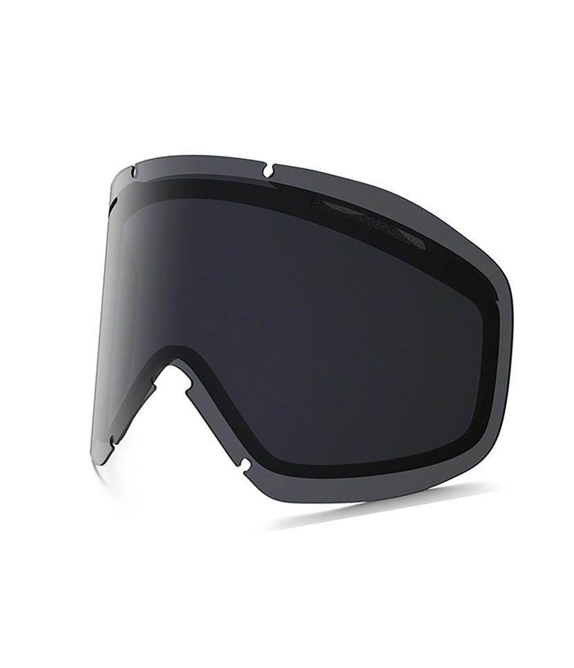 Oakley O Frame XL Matte White w Persimmon + Dark Grey