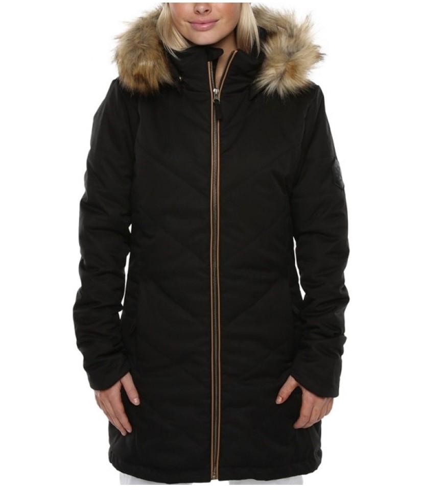 XTM Courcheval Jacket-Black