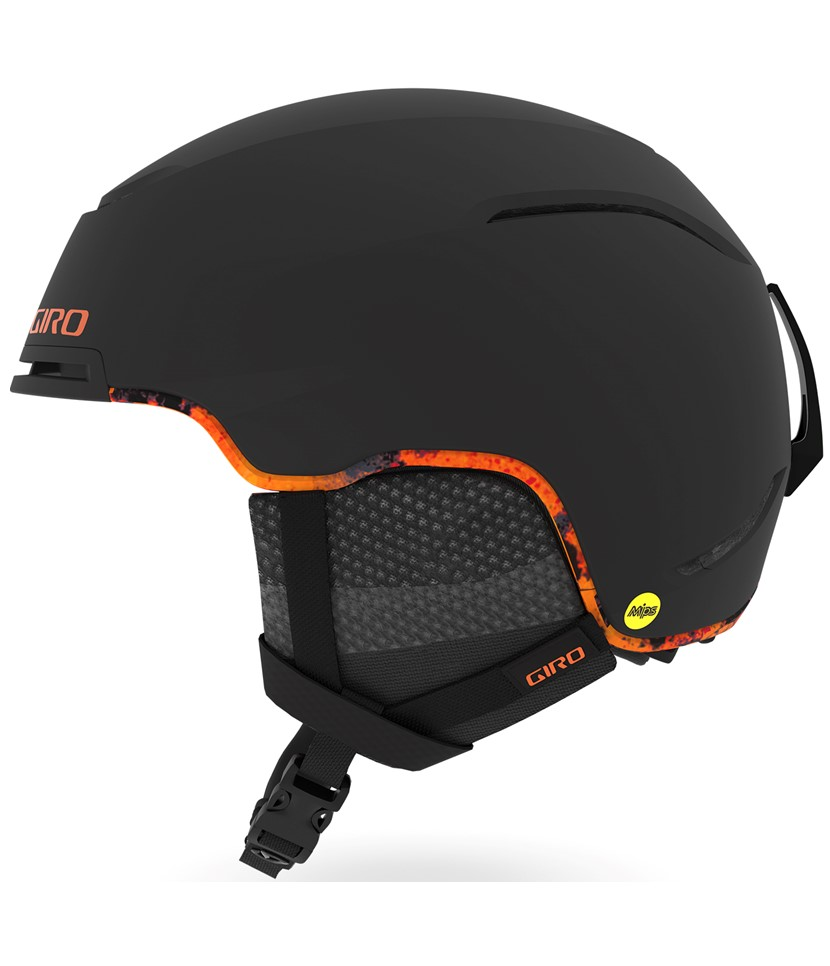 Giro Jackson Mips Helmet-Black Lava