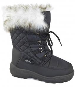 XTM Kid's Inessa Boots-Black