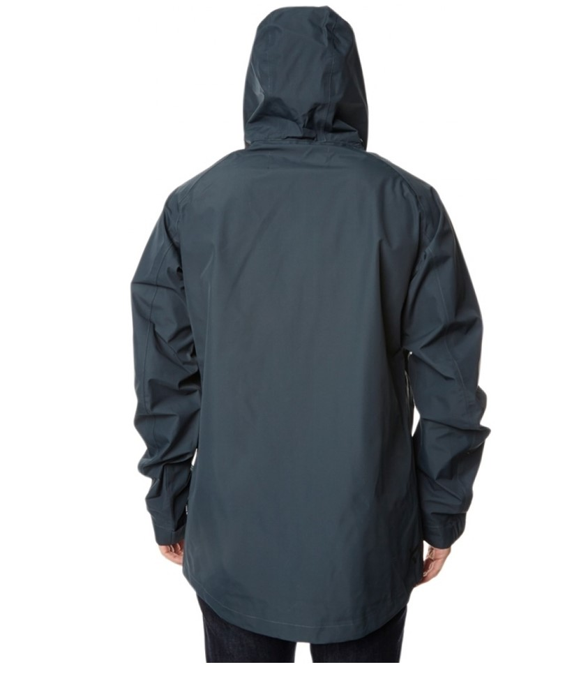 XTM Kakadu Shell Rain Jacket-Charcoal 2.
