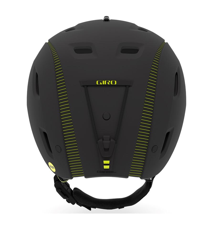 Giro Range Mips Helmet-Black Citron 2.