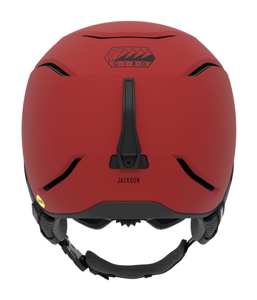 Giro Jackson Mips Helmet-Red 2.