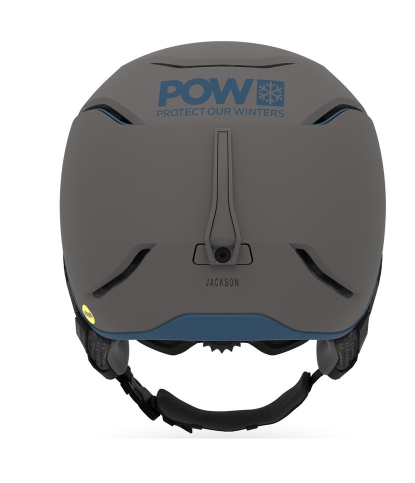 Giro Jackson Mips Helmet-POW Charcoal 2.