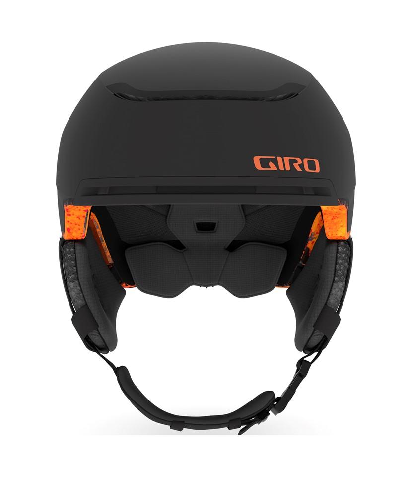 Giro Jackson Mips Helmet-Black Lava 3.