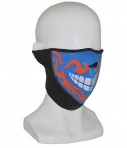 XTM Kid's Scamp Facemasks-Beard