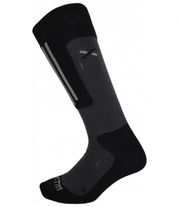 XTM Sochi Merino Wool Socks-Black