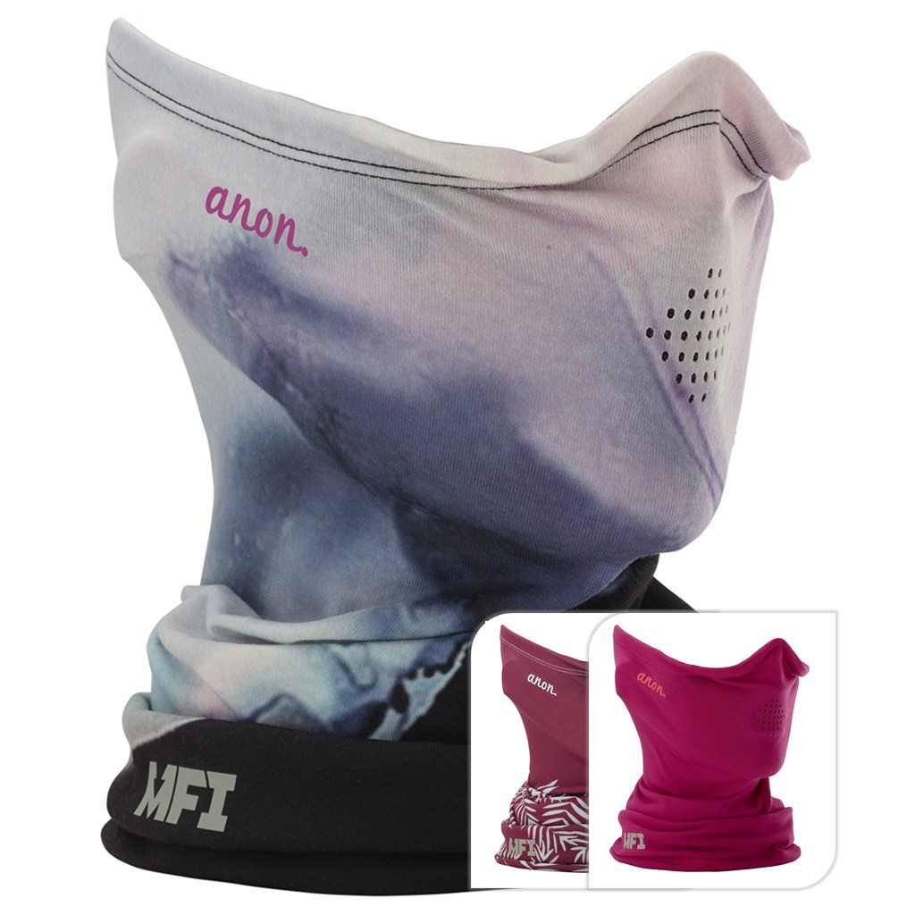 Anon MFI Lightweight Neck Warmer-Women's Models