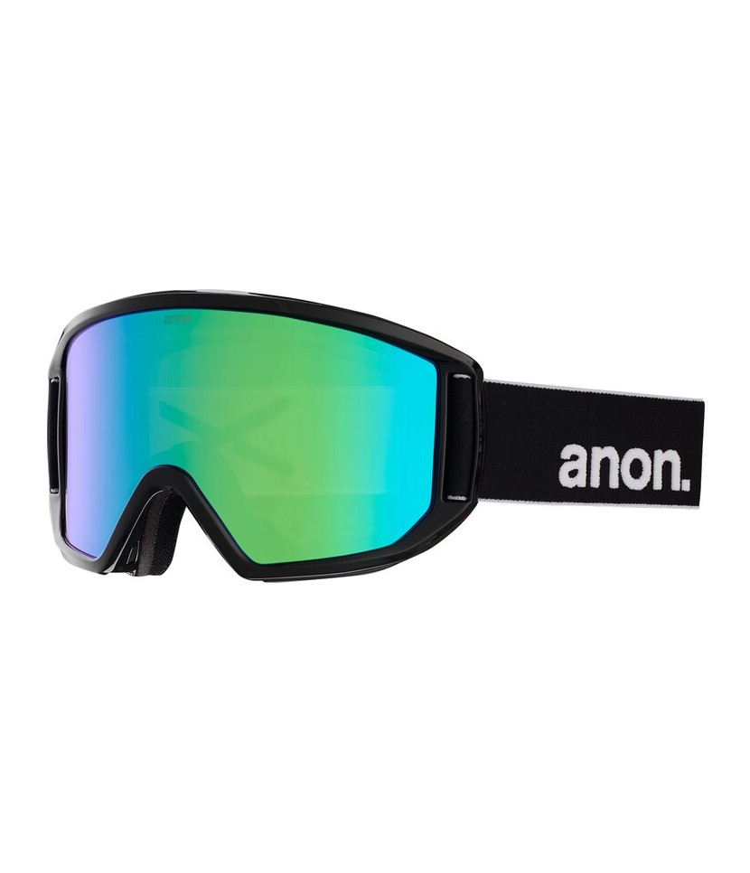 Anon Relapse Black w Sonar Green