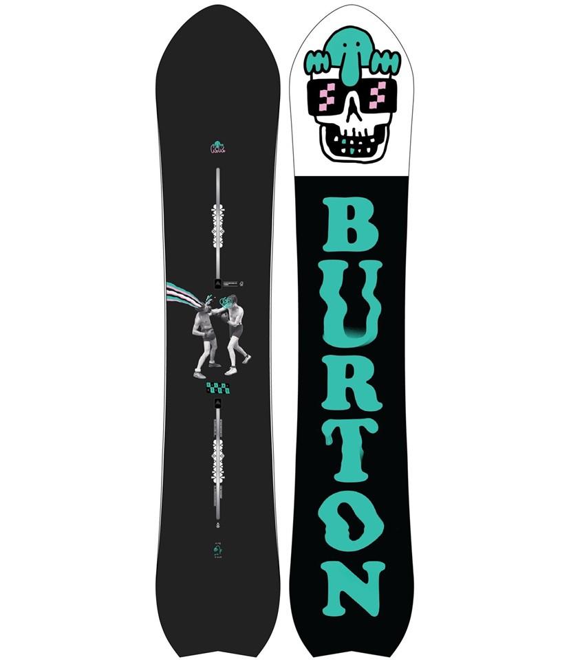 Burton Kilroy Directional 2020 Snowboard