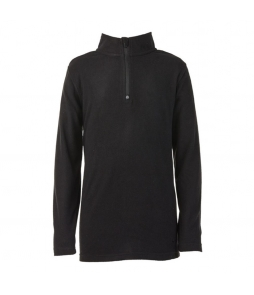 Rojo Elude Kid's Microfleece True Black