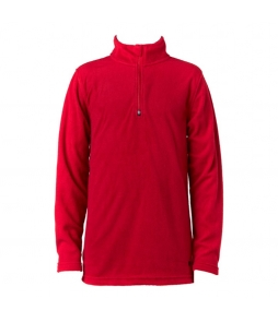 Rojo Elude Kid's Microfleece Biking Red