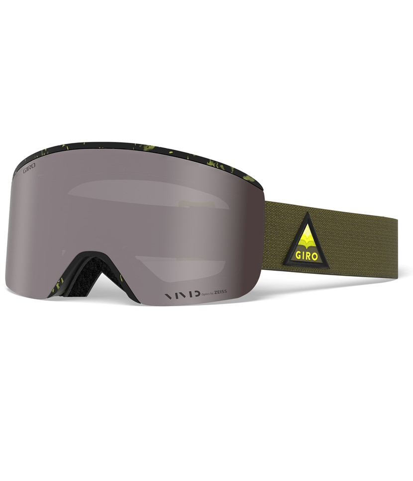 Giro Axis Citron Arrow Mountain Vivid Onyx