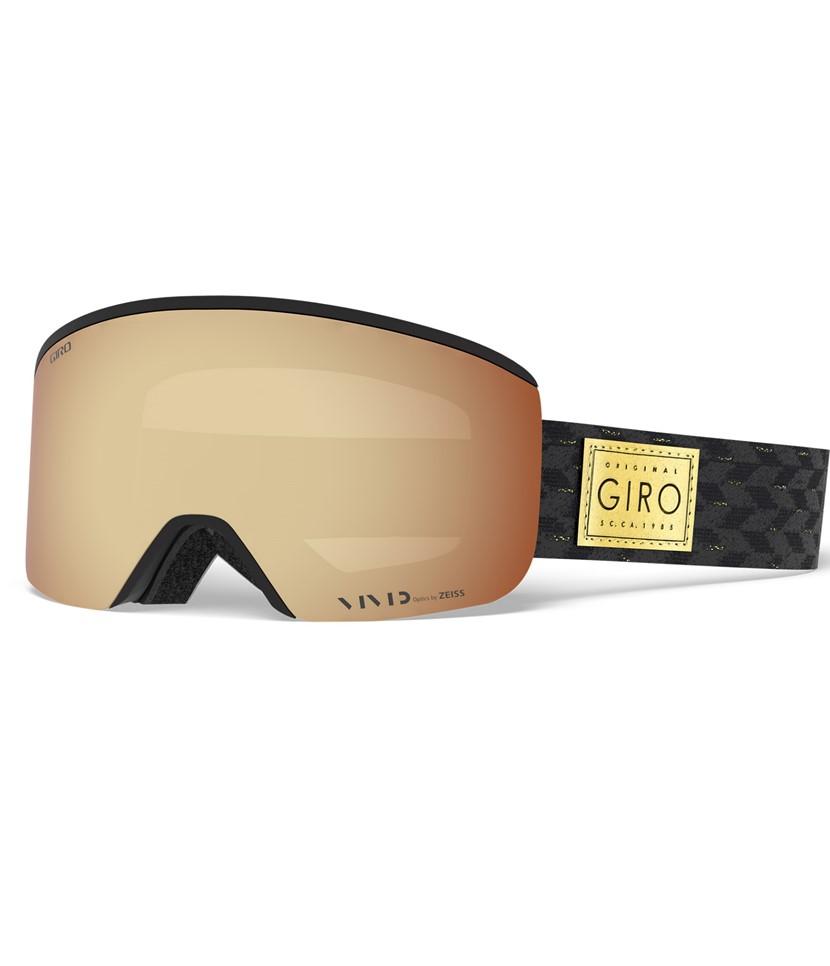 Giro Ella Black Gold Shimmer Vivid Copper