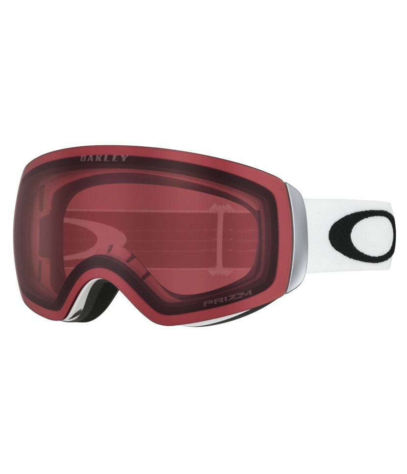 Oakley Flight Deck XM Matte White w Prizm Rose