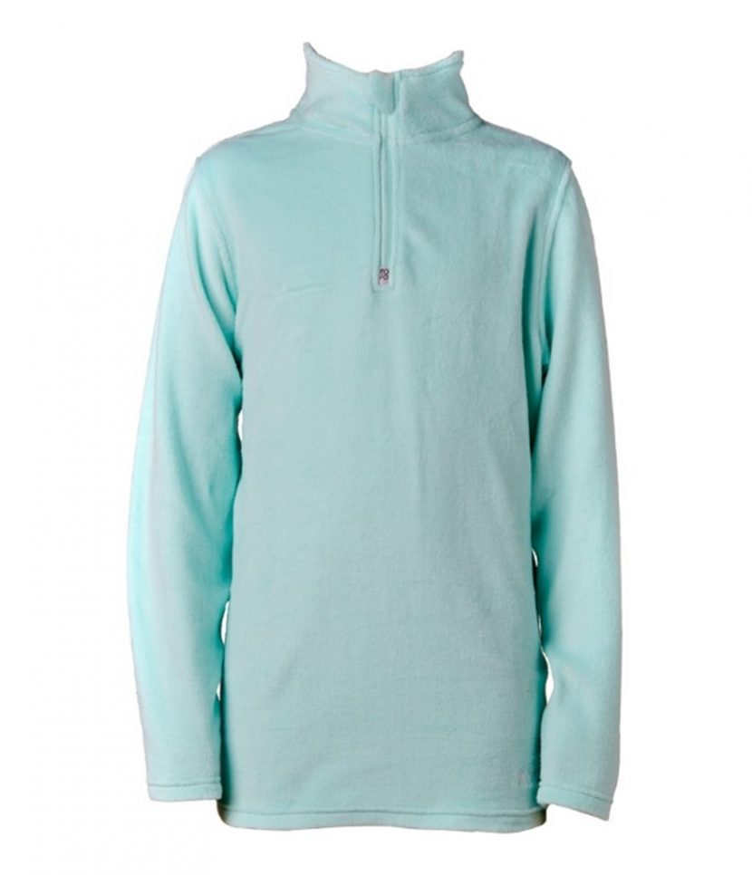 Rojo Kezza Kid's Microfleece Canal Blue