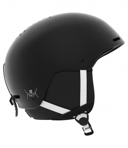 Salomon Pact Jr Helmet Black/White