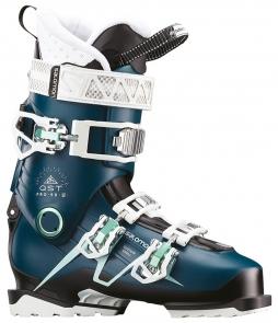Salomon QST Pro 90W Petrol Blue Ski Boots