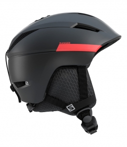 Salomon Ranger2 Helmet Black Red