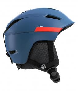 Salomon Ranger2 Helmet Maroccan Blue Neon