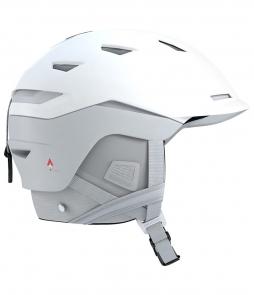 Salomon Sight Helmet White Pop