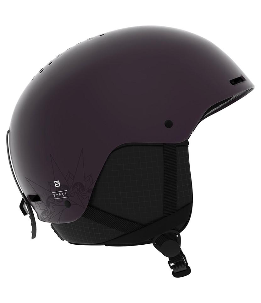 Salomon Spell Helmet Fig