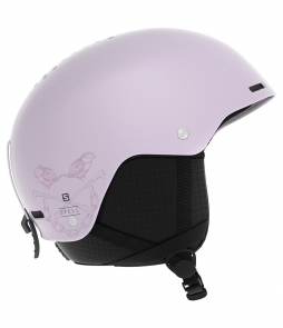 Salomon Spell Helmet Pink