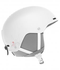 Salomon Spell Helmet White