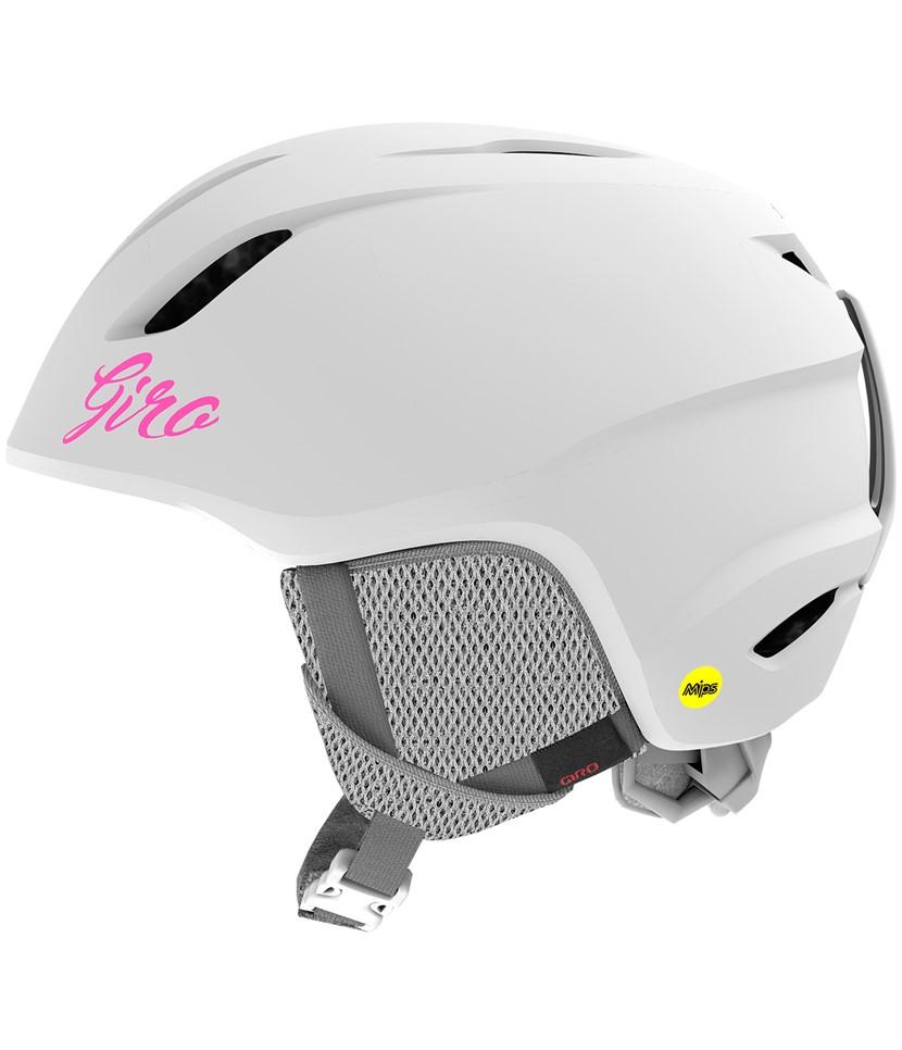 Giro Launch MIPS Helmet-White