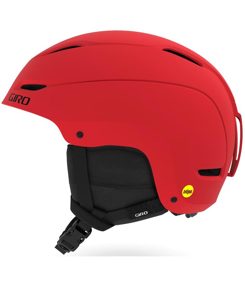 Giro Ratio Mips Helmet-Bright Red