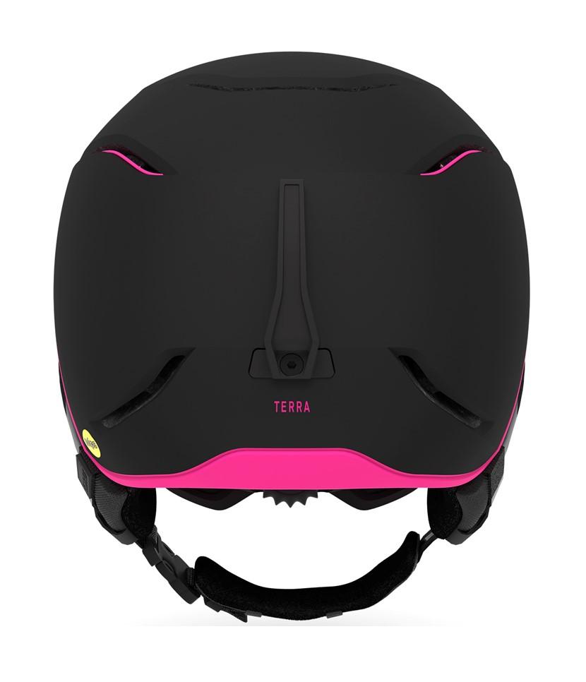Giro Terra Mips Helmet-Graphite Pink 2.