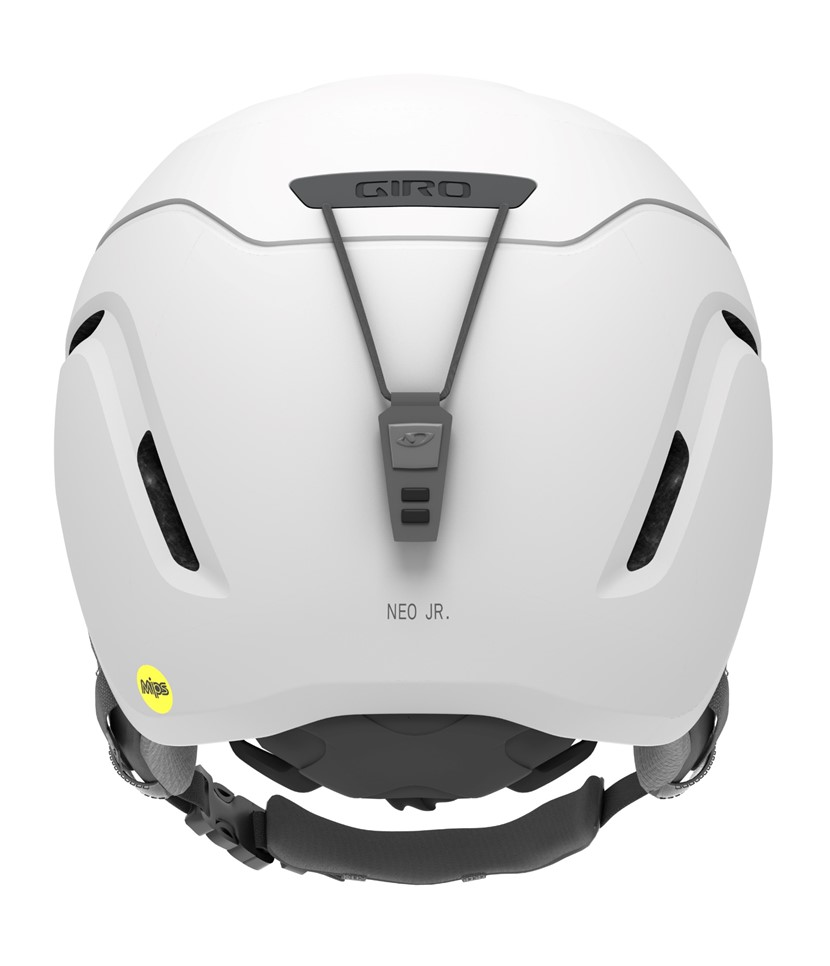 Giro Neo Jr Mips Helmet-White 2.