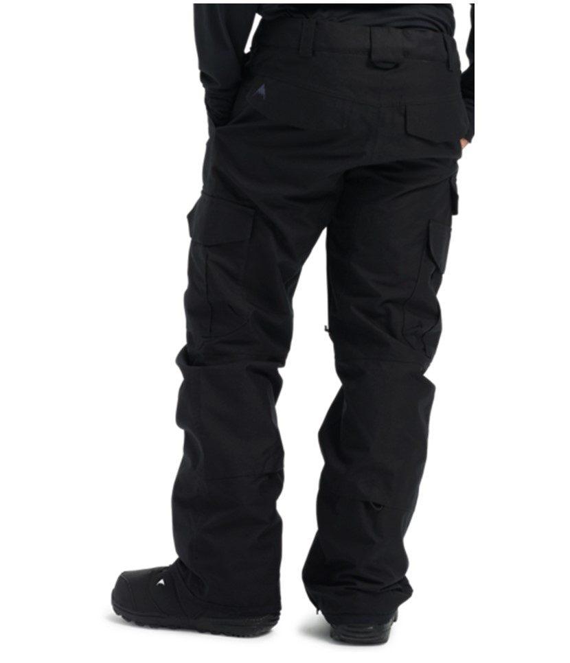 Burton Cargo Pant-Black 2.
