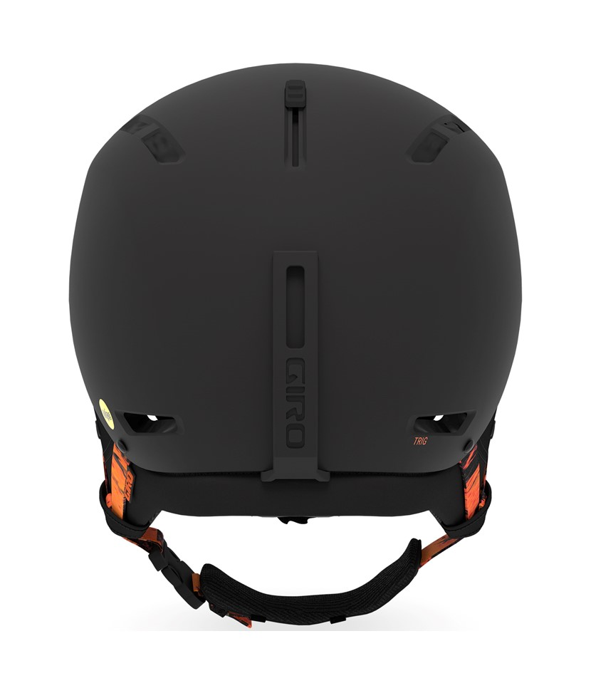 Giro Trig Mips Helmet-Black Lava 2.