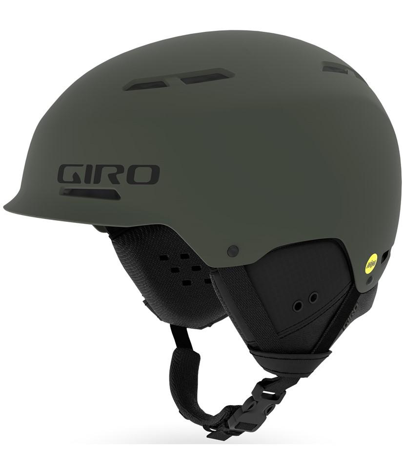 Giro Trig Mips Helmet-Olive Green 2.