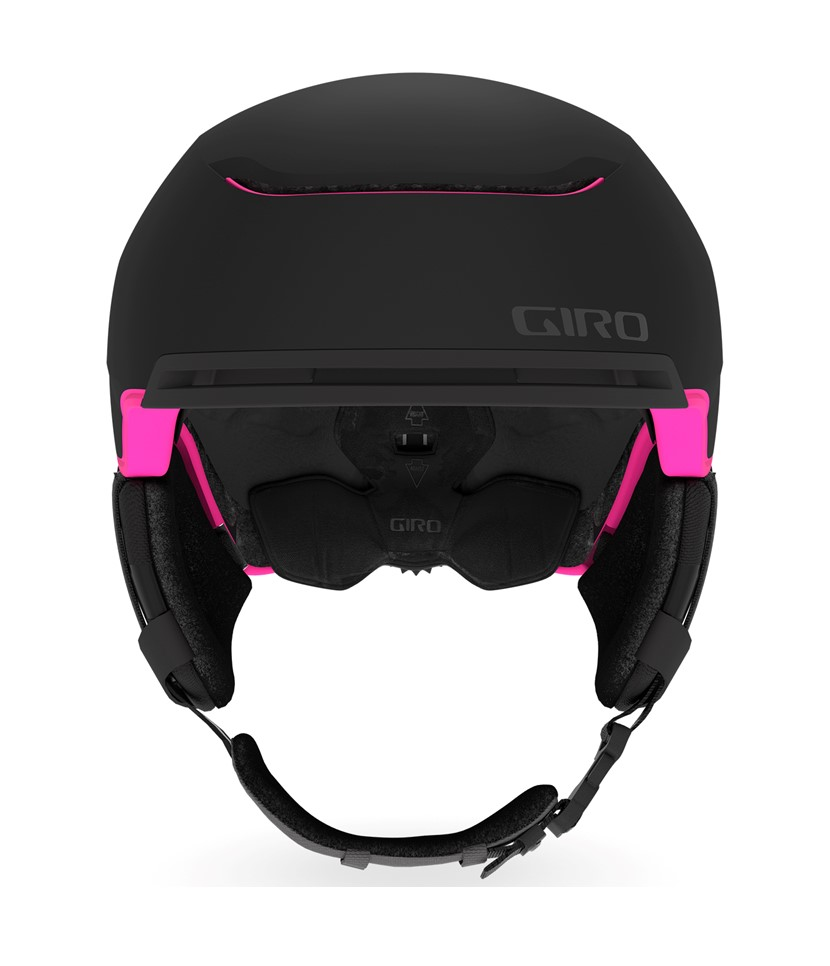 Giro Terra Mips Helmet-Graphite Pink 3.