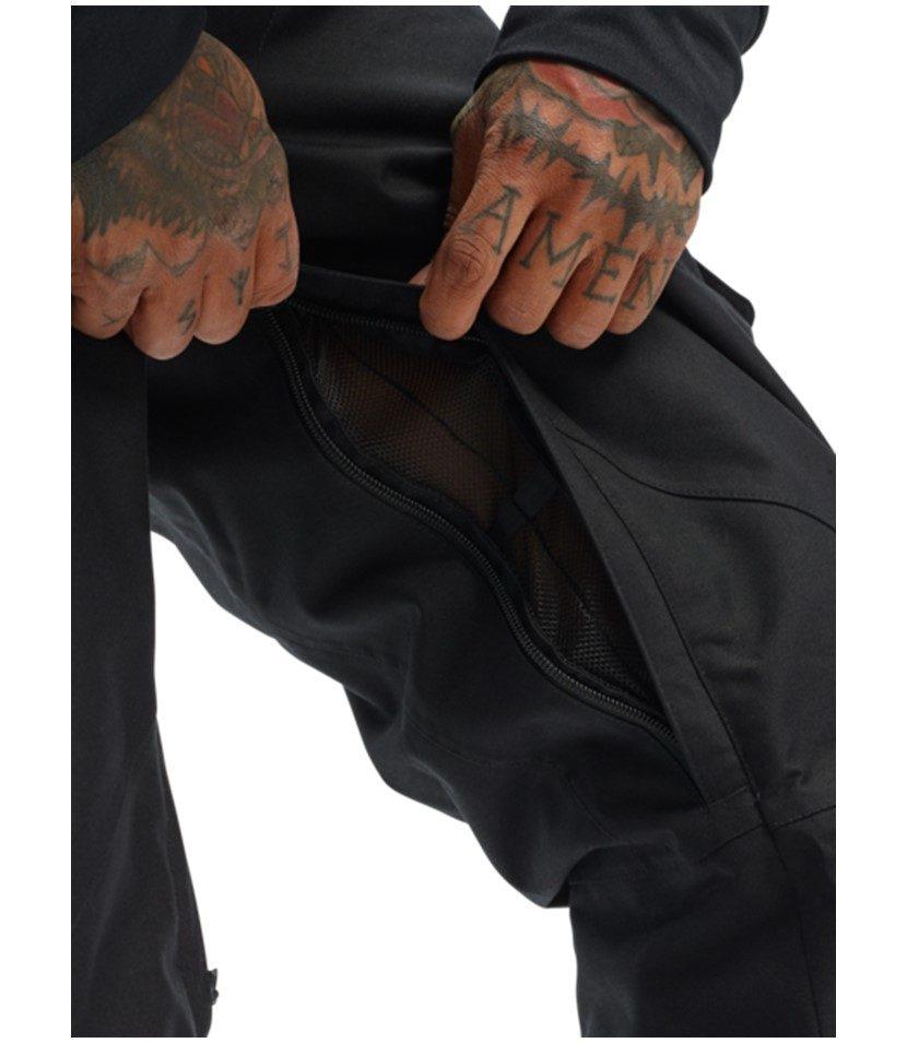 Burton Cargo Pant-Black 3.