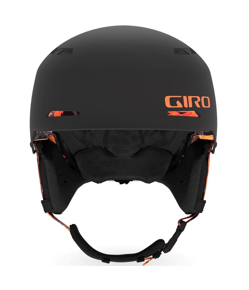 Giro Trig Mips Helmet-Black Lava 3.