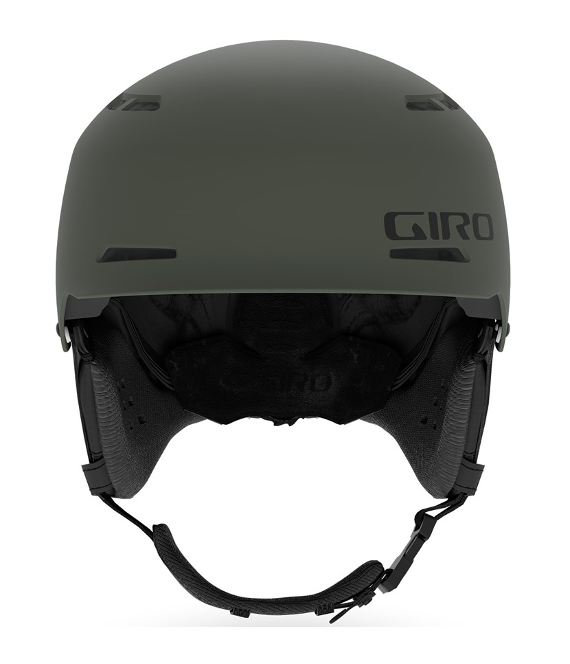 Giro Trig Mips Helmet-Olive Green 3.