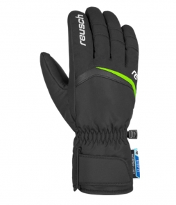 Reusch Balin R-Tex Glove Black Yellow
