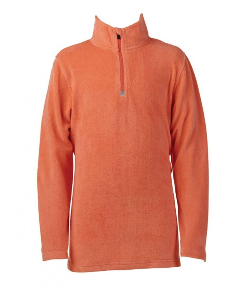 Rojo Kezza Kid's Microfleece Spiced Coral