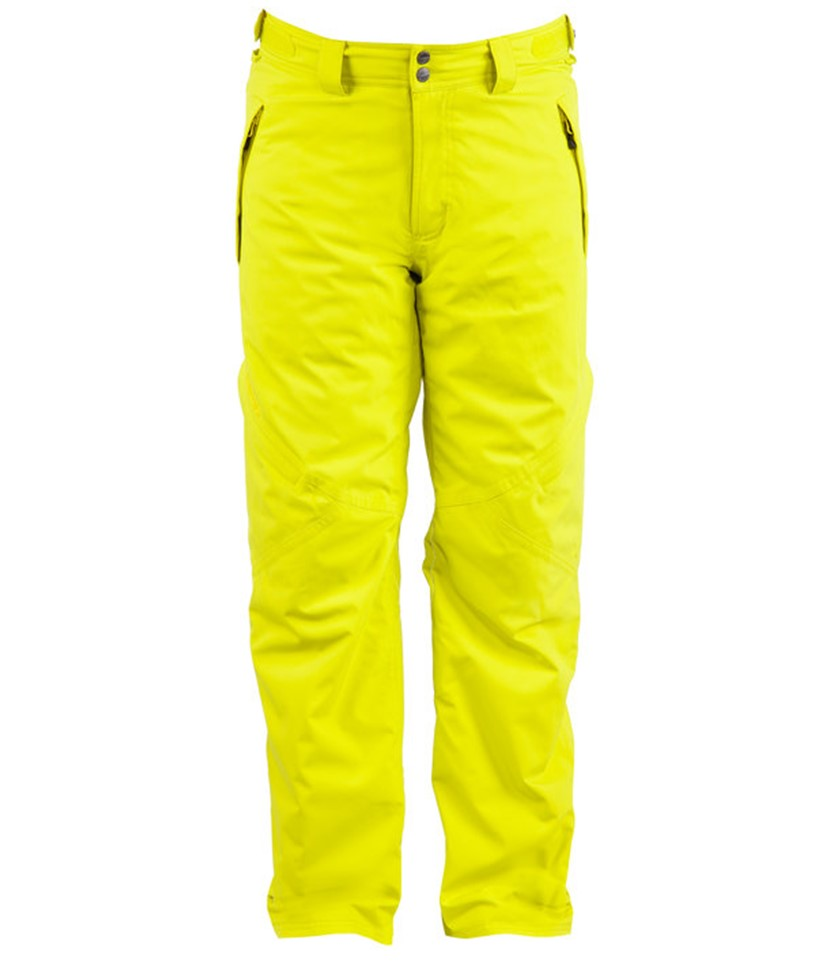Cartel Kicker Pants-Lime