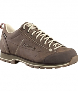 Dolomite 54 Low FG Gortex Aprés Shoes-Brown