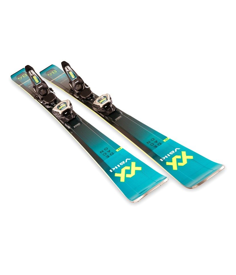 Volkl Deacon 84 2021 Skis 3.