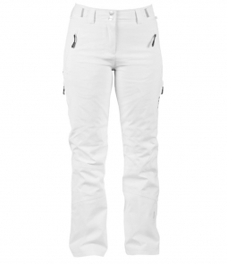 Cartel Whistler Pants-White