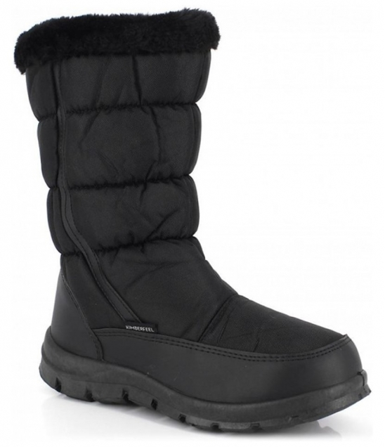 Kimberfeel Cleya Apres Boots-Black