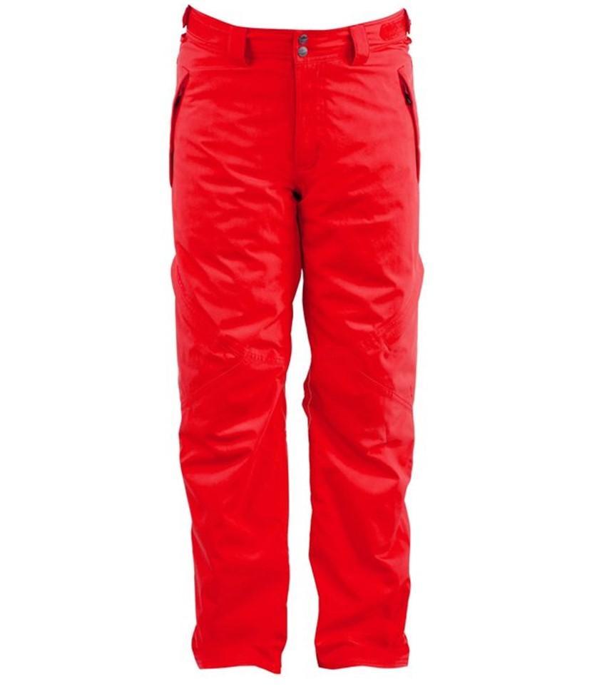 Cartel Kicker Pants-Red