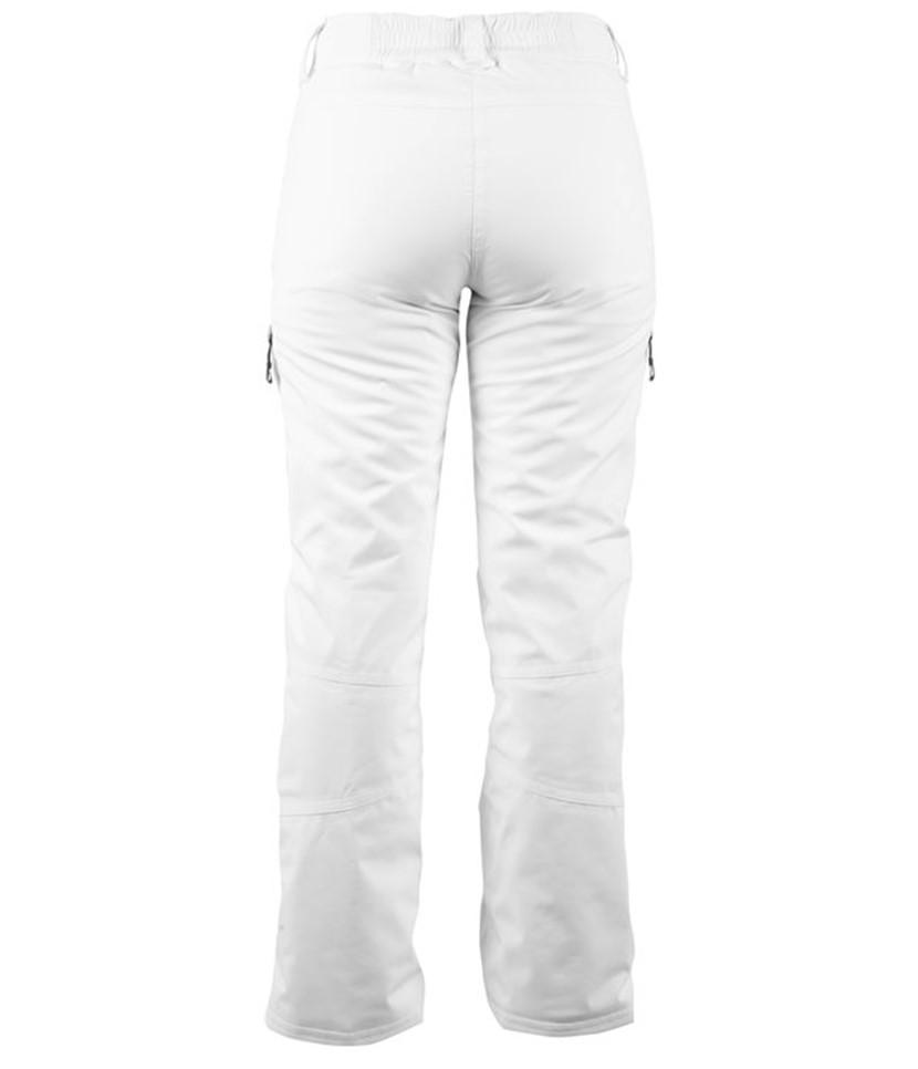 Cartel Whistler Pants-White 2.