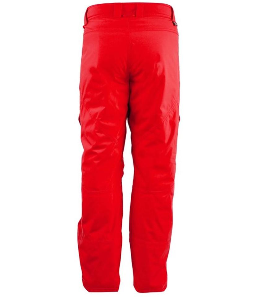 Cartel Kicker Pants-Red 2.