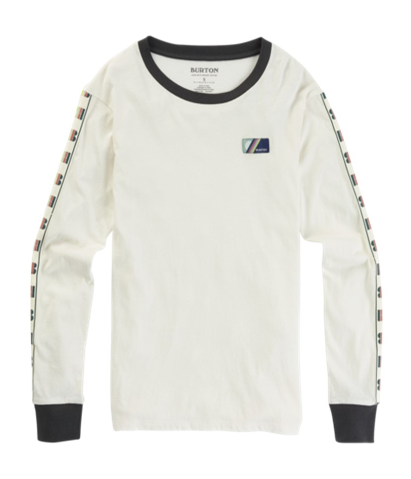 Burton Bel Mar LS-Stout White